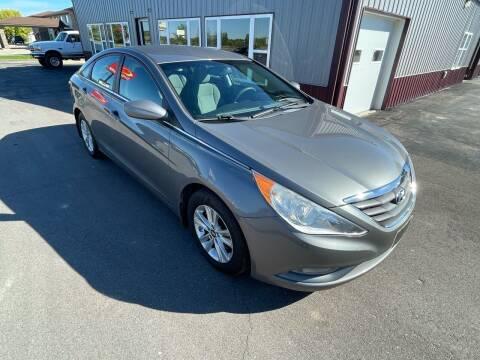 2013 Hyundai Sonata for sale at Hill Motors in Ortonville MN
