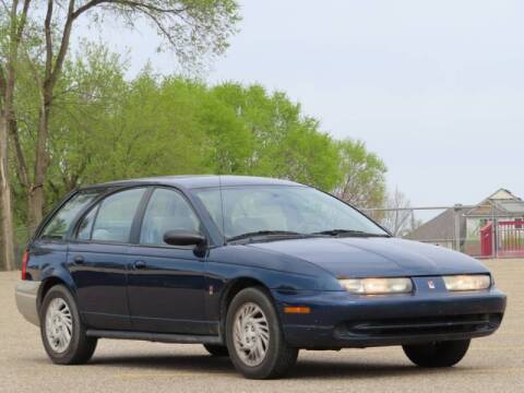 1999 Saturn S-Series for sale at Big Man Motors in Farmington MN