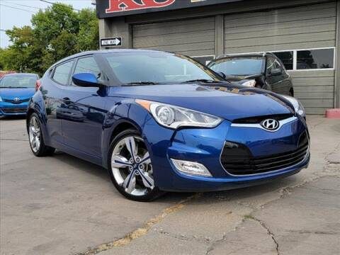 2017 Hyundai Veloster for sale at KC MOTORSPORTS in Tulsa OK
