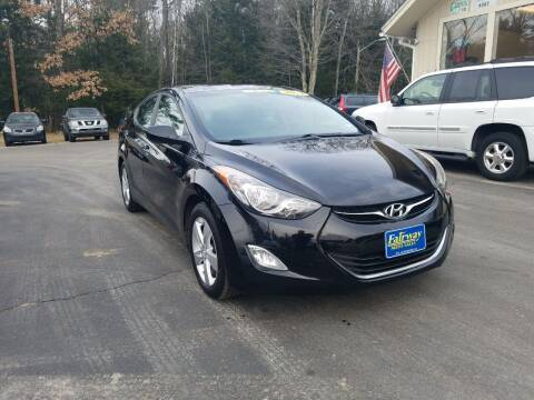2012 Hyundai Elantra for sale at Fairway Auto Sales in Rochester NH