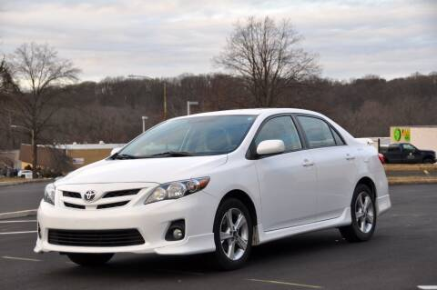 2012 Toyota Corolla for sale at T CAR CARE INC in Philadelphia PA