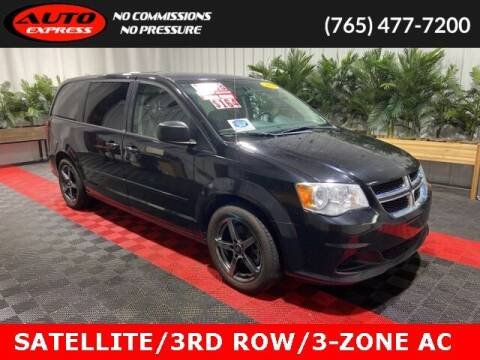 2014 Dodge Grand Caravan for sale at Auto Express in Lafayette IN