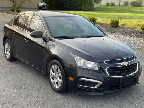 2015 Chevrolet Cruze for sale at ECONO AUTO INC in Spotsylvania VA