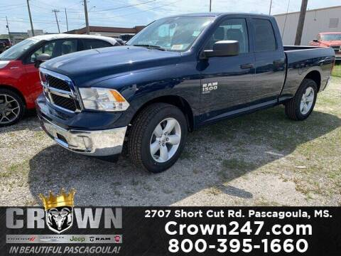2020 RAM Ram Pickup 1500 Classic for sale at CROWN  DODGE CHRYSLER JEEP RAM FIAT in Pascagoula MS