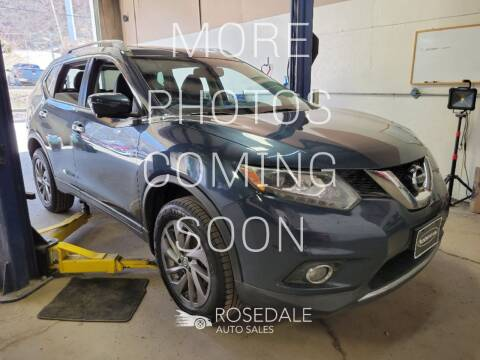 2016 Nissan Rogue for sale at Rosedale Auto Sales Incorporated in Kansas City KS