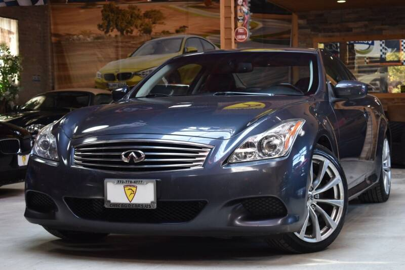 2008 Infiniti G37 for sale at Chicago Cars US in Summit IL