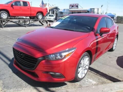 2017 Mazda MAZDA3 for sale at Quick Auto Sales in Modesto CA