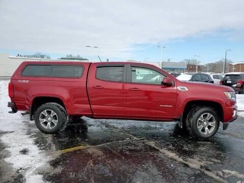 2015 Chevrolet Colorado for sale at Hawk Chevrolet of Bridgeview in Bridgeview IL