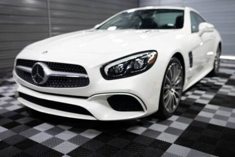 2018 Mercedes-Benz SL-Class for sale at TRUST AUTO in Sykesville MD
