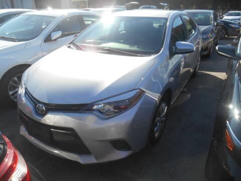 2019 Toyota Corolla for sale at AUTO MART in Montgomery AL