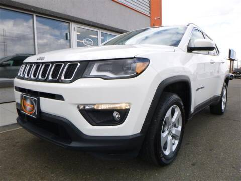 2018 Jeep Cherokee for sale at Torgerson Auto Center in Bismarck ND