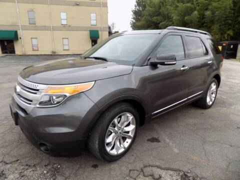 2015 Ford Explorer for sale at S.S. Motors LLC in Dallas GA