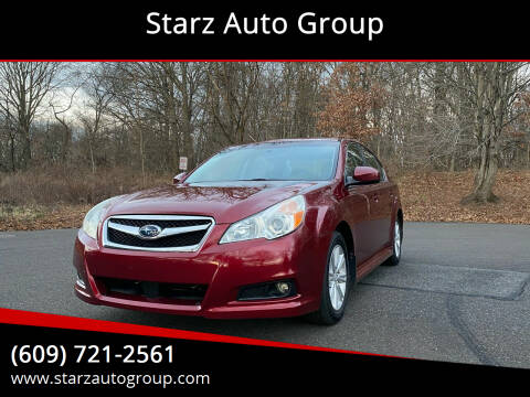 2010 Subaru Legacy for sale at Starz Auto Group in Delran NJ