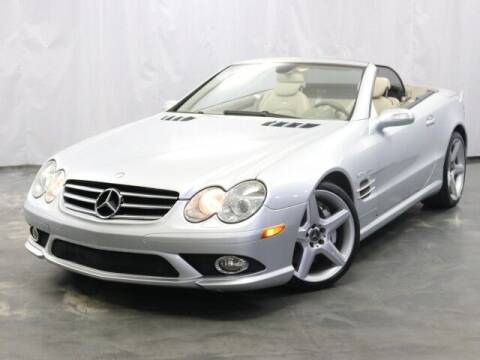 2007 Mercedes-Benz SL-Class for sale at United Auto Exchange in Addison IL