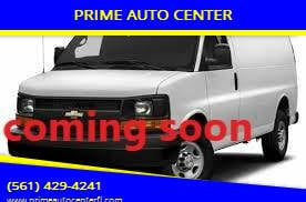 2012 Chevrolet Express Cargo for sale at PRIME AUTO CENTER in Palm Springs FL