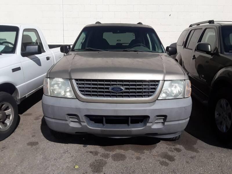 2002 Ford Explorer for sale at Goleta Motors in Goleta CA
