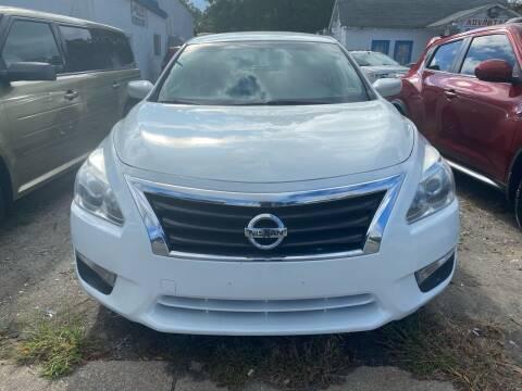 2014 Nissan Altima for sale at Advantage Motors in Newport News VA