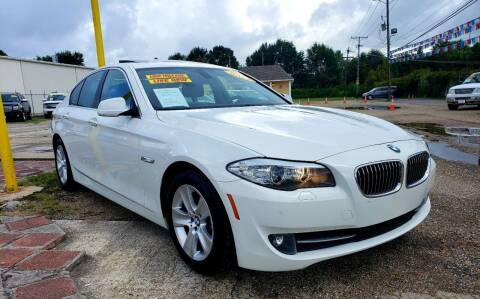 2011 BMW 5 Series for sale at CAPITOL AUTO SALES LLC in Baton Rouge LA