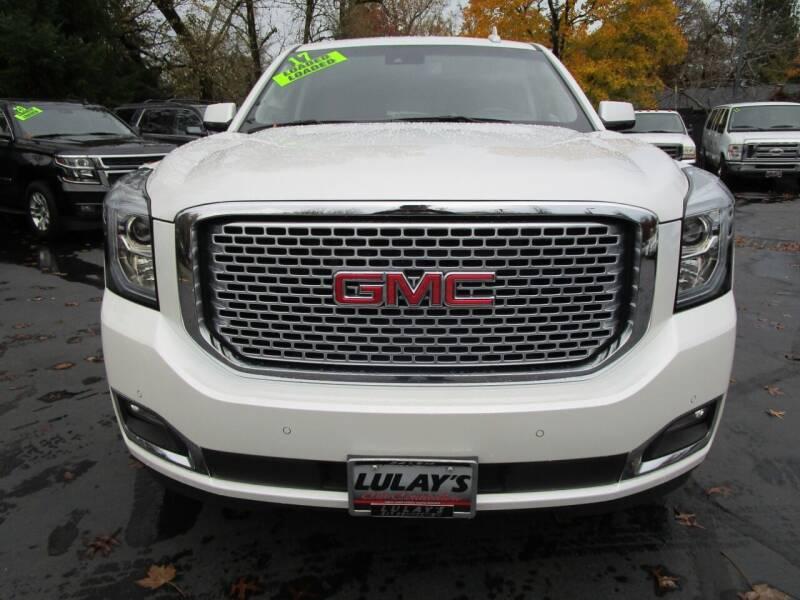 2017 GMC Yukon XL 4x4 Denali 4dr SUV - Salem OR