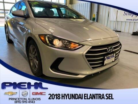 2018 Hyundai Elantra for sale at Piehl Motors - PIEHL Chevrolet Buick Cadillac in Princeton IL