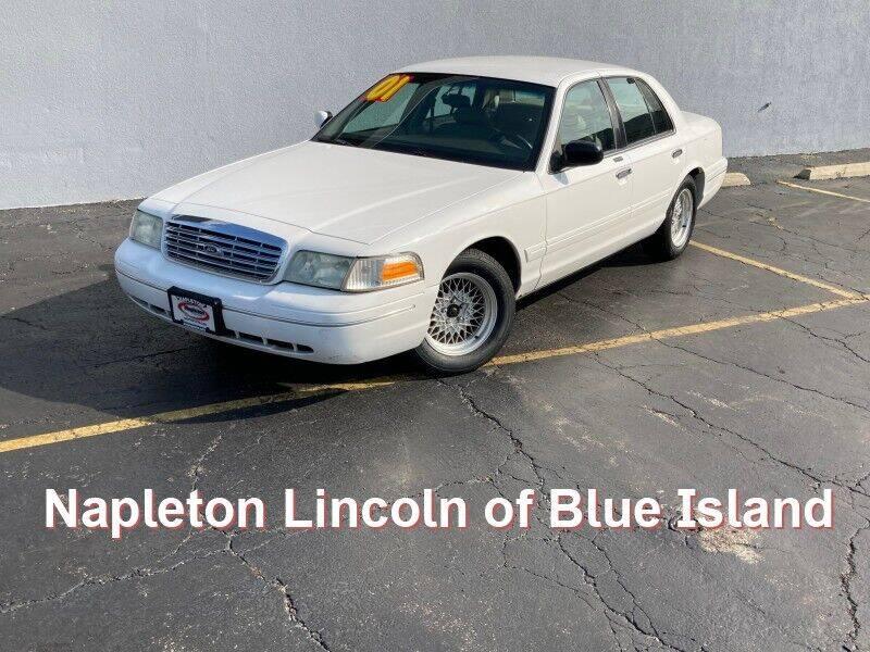 2001 Ford Crown Victoria for sale in Blue Island, IL