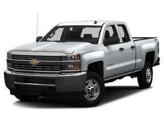 2016 Chevrolet Silverado 2500HD for sale at EDMOND CHEVROLET BUICK GMC in Bradford PA