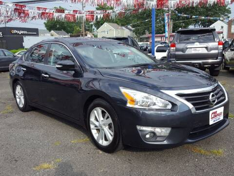 2014 Nissan Altima for sale at Car Complex in Linden NJ