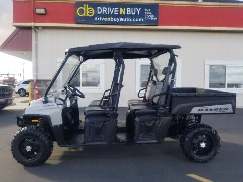 2011 Polaris Ranger for sale at Drive N Buy, Inc. in Nampa ID