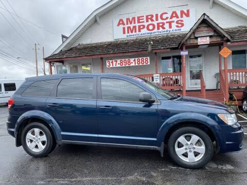 2013 Dodge Journey for sale at American Imports INC in Indianapolis IN