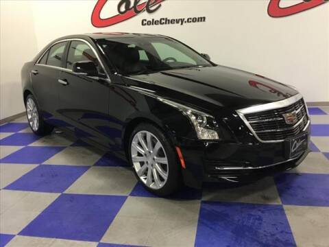2017 Cadillac ATS for sale at Cole Chevy Pre-Owned in Bluefield WV