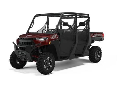 2021 Polaris Ranger Crew XP 1000 Premium for sale at Head Motor Company - Head Indian Motorcycle in Columbia MO