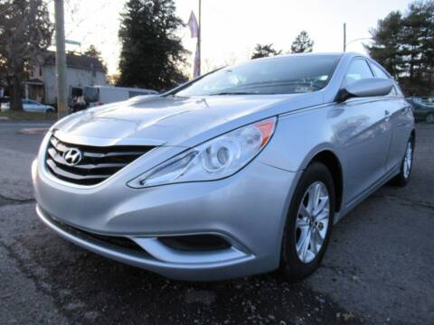 2013 Hyundai Sonata for sale at PRESTIGE IMPORT AUTO SALES in Morrisville PA