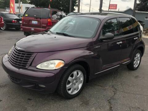2004 Chrysler PT Cruiser for sale at Capitol Auto Sales in Lansing MI