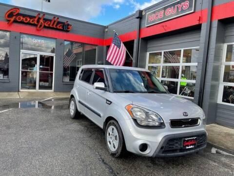 2013 Kia Soul for sale at Goodfella's  Motor Company in Tacoma WA