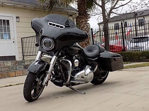 2016 Harley-Davidson Street Glide for sale at Texas Motor Sport in Houston TX