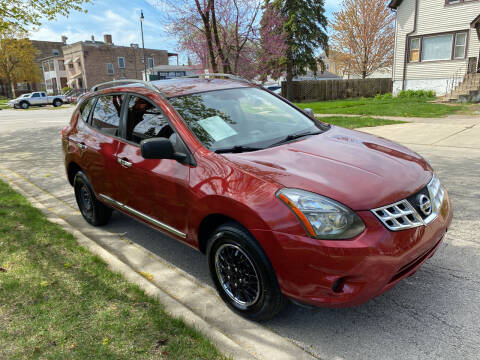 2014 Nissan Rogue Select for sale at RIVER AUTO SALES CORP in Maywood IL