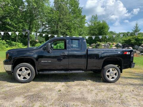 2011 GMC Sierra 2500HD for sale at Hart's Classics Inc in Oxford ME
