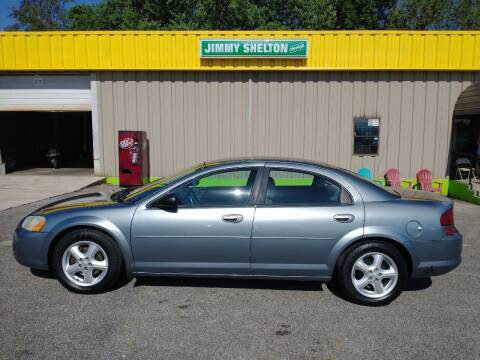 2006 Dodge Stratus for sale at Space & Rocket Auto Sales in Meridianville AL