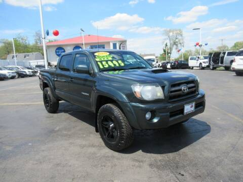 2009 Toyota Tacoma for sale at Auto Land Inc in Crest Hill IL