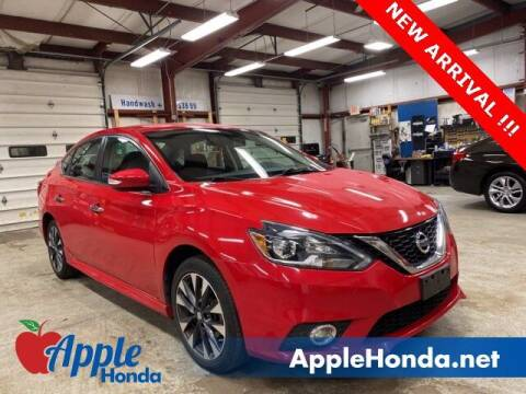 2016 Nissan Sentra for sale at APPLE HONDA in Riverhead NY