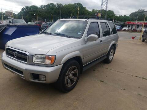 2002 Nissan Pathfinder for sale at Nile Auto in Fort Worth TX