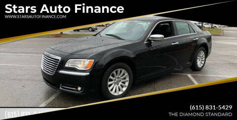 2013 Chrysler 300 for sale at Stars Auto Finance in Nashville TN