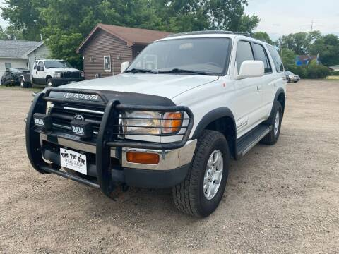1998 Toyota 4Runner for sale at Toy Box Auto Sales LLC in La Crosse WI