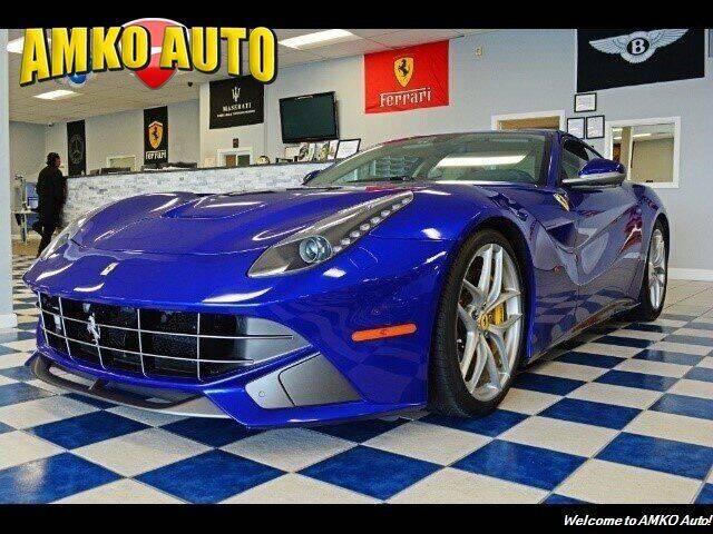 2016 Ferrari F12berlinetta for sale in Waldorf, MD