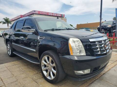 2008 Cadillac Escalade EXT for sale at CARCO SALES & FINANCE in Chula Vista CA