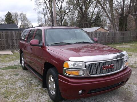 2004 GMC Yukon XL for sale at Straight Line Motors LLC in Fort Wayne IN