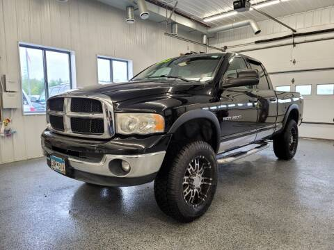 2005 Dodge Ram Pickup 2500 for sale at Sand's Auto Sales in Cambridge MN