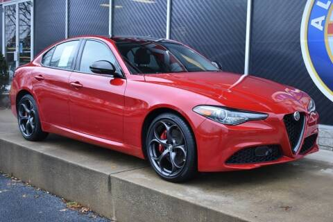 2019 Alfa Romeo Giulia for sale at Alfa Romeo & Fiat of Strongsville in Strongsville OH