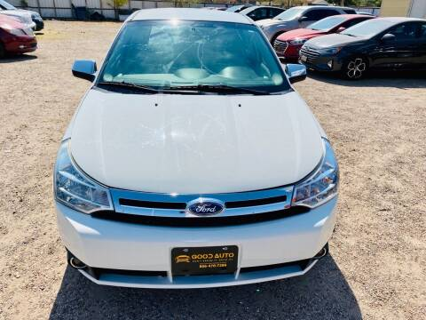 2010 Ford Focus for sale at Good Auto Company LLC in Lubbock TX