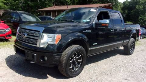 2012 Ford F-150 for sale at Select Cars Of Thornburg in Fredericksburg VA